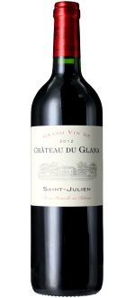 CHATEAU DU GLANA 2014