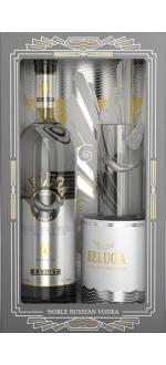 VODKA BELUGA NOBLE + 1 GLASS A COCKTAIL EN GIFT SET