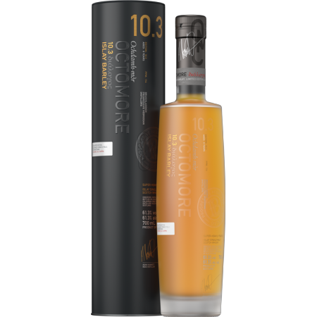 WHISKY OCTOMORE 10.3 - IN PRESENTATION CASE