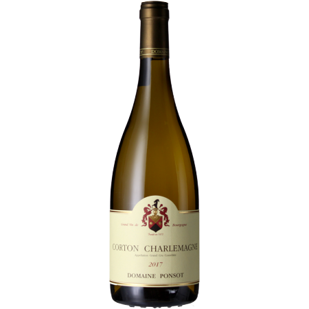 CORTON CHARLEMAGNE 2017 - DOMAINE PONSOT