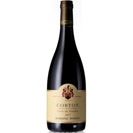CORTON - CUVEE DU BOURDON 2017 - DOMAINE PONSOT