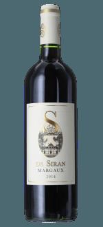 S DE SIRAN 2016 - SECOND WINE OF CHATEAU SIRAN