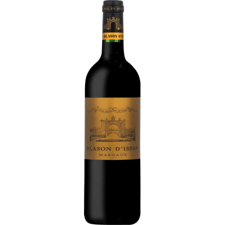 BLASON D'ISSAN 2016 - SECOND WINE OF CHATEAU D'ISSAN