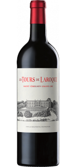 LES TOURS DE LAROQUE 2016 - SECOND WINE OF CHATEAU LAROQUE
