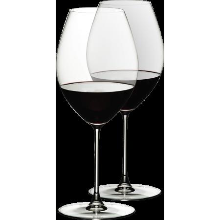 2 GLASSES SYRAH - REF 6449/41 - GAMME VERITAS - RIEDEL