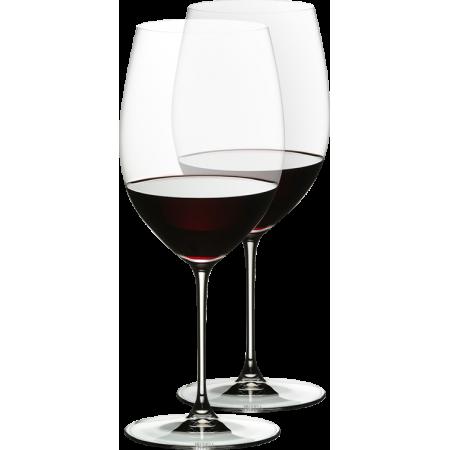 2 GLASSES CABERNET/MERLOT - REF 6449/0 - GAMME VERITAS - RIEDEL