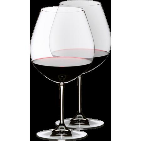 2 GLASSES PINOT NOIR - REF 6416/07 - GAMME VINUM - RIEDEL