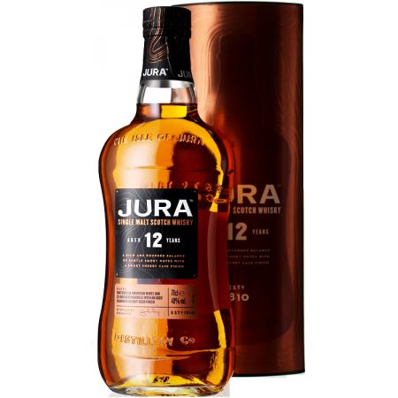 JURA 18 YEARS OLD - IN PRESENTATION CASE