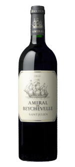 AMIRAL DE BEYCHEVELLE 2016 - SECOND WINE OF CHATEAU BEYCHEVELLE
