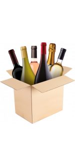 SECOND WINE MIXED CASE - 6 BOTTLES