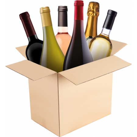 ARNAUD'S FAVOURITES - THE PRE-MIXED WINE CASE FOR HEDONISTS