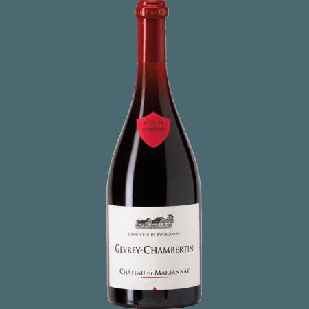 GEVREY CHAMBERTIN 2016 - CHATEAU DE MARSANNAY