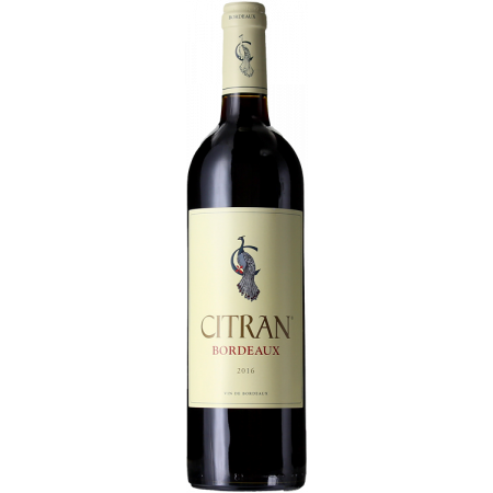 LE BORDEAUX DE CITRAN 2016