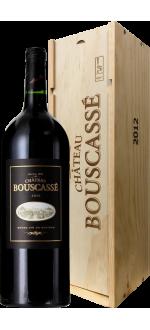 MAGNUM WOODEN CASE - CHATEAU BOUSCASSE 2012