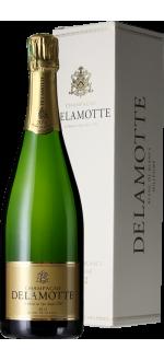 CHAMPAGNE DELAMOTTE - BLANC DE BLANCS - VINTAGE 2012 - EN ETUI