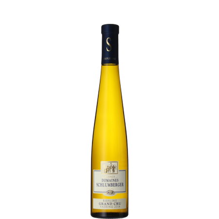 DEMI BOTTLE RIESLING GRAND CRU SAERING 2017 - DOMAINE SCHLUMBERGER