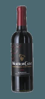 DEMI-BOTTLE MOUTON CADET 2017 - BARON PHILIPPE DE ROTHSCHILD