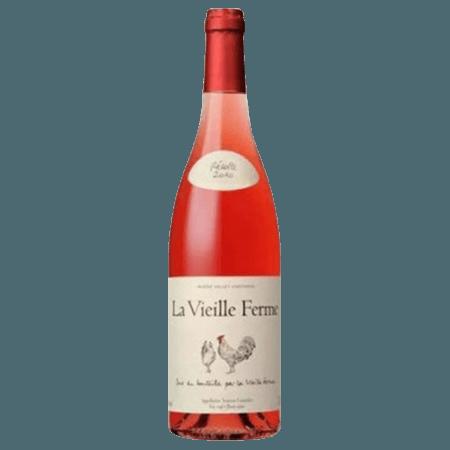 LA VIEILLE FERME ROSE 2019