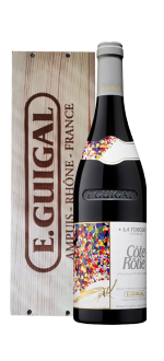 LA TURQUE 2016 - WOODEN CASE - E.GUIGAL