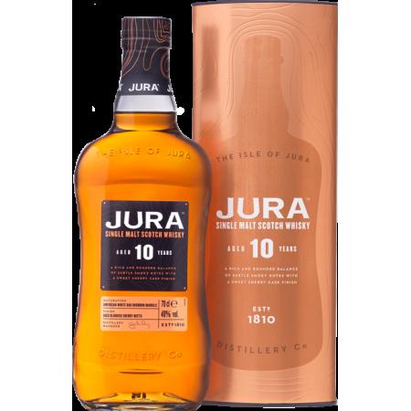 JURA 10 YEARS OLD - EN ETUI