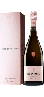 CHAMPAGNE PHILIPPONNAT - ROYALE RESERVE ROSE - IN PRESENTATION CASE