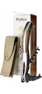 CORKSCREW - TOLEDO SET - WOOD FINISH + CASE - 109-160-00 - PULLTEX