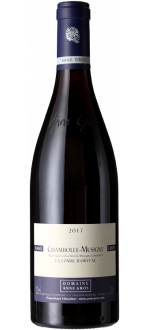 CHAMBOLLE MUSIGNY - LA COMBE D'ORVEAU 2017 - ANNE GROS