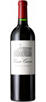 CROIX CANON 2015 - SECOND WINE OF CHÂTEAU CANON 2015