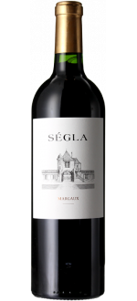 SEGLA 2015 - SECOND WINE OF CHÂTEAU RAUZAN SEGLA