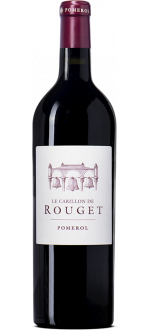 CARILLON DE ROUGET 2015 - SECOND WINE OF CHATEAU ROUGET