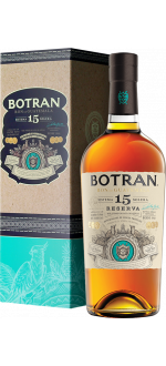 BOTRAN 15 YEAR OLD RUM