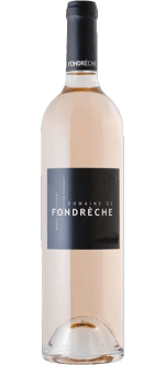 CUVEE DOMAINE ROSE 2019 - DOMAINE DE FONDRECHE
