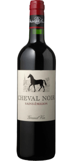 DEMI-BOTTLE CHEVAL NOIR 2018