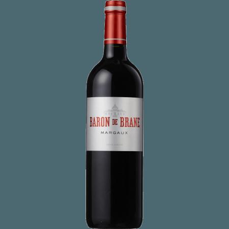 BARON DE BRANE 2016 - SECOND WINE OF CHATEAU DE BRANE CANTENAC