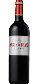 BARON DE BRANE 2016 - SECOND WINE OF CHATEAU DE BRANE CANTENAC