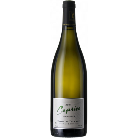 CAPRICES 2018 - DOMAINE DURAND FRERES