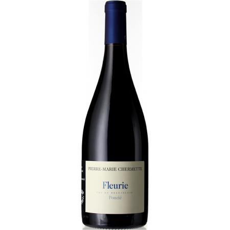 FLEURIE PONCIE 2018 - DOMAINES CHERMETTE (VISSOUX)
