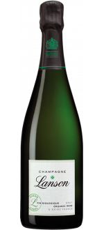CHAMPAGNE LANSON - GREEN LABEL BIO