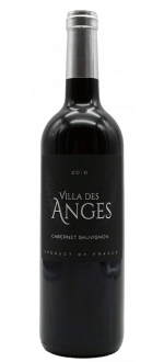 CABERNET-SAUVIGNON 2018 - VILLA DES ANGES - JEFF CARREL