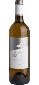 LE DADA DE ROUILLAC BLANC 2018 - SECOND WINE OF CHATEAU ROUILLAC