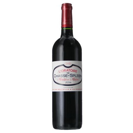L'ORATOIRE DE CHASSE-SPLEEN 2018 - SECOND WINE OF CHATEAU CHASSE-SPLEEN