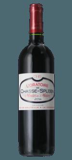 L'ORATOIRE DE CHASSE-SPLEEN 2018 - SECOND WINE OF CHATEAU CHASSE-SPLEEN