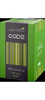 WINE BOX 3L - BLANC RECREATION - ALMA CERSIUS