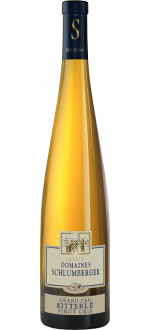 PINOT GRIS GRAND CRU KITTERLE 2010 - DOMAINE SCHLUMBERGER