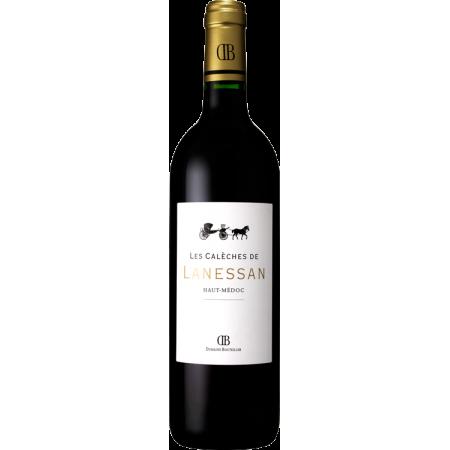 LES CALECHES DE LANESSAN 2014 - SECOND WINE OF CHATEAU LANESSAN