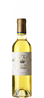 DEMI BOTTLE - CHATEAU RIEUSSEC 2015 - 1ER GRAND CRU CLASSE