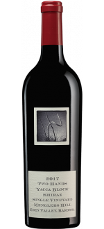 YACCA BLOCK SHIRAZ 2017 - TWO HANDS WINES
