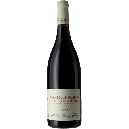 CHAMBOLLE MUSIGNY 1ER CRU LES CARRIERES 2018 - DOMAINE FELETTIG