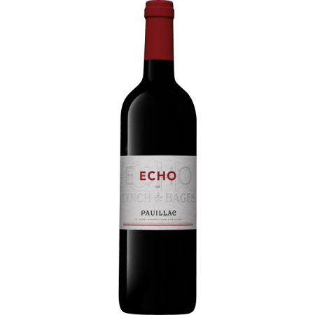 ECHO DE LYNCH BAGES 2017 - SECOND WINE OF CHATEAU LYNCH BAGES