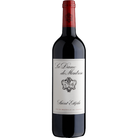 LA DAME DE MONTROSE 2017 - SECOND WINE OF CHATEAU MONTROSE